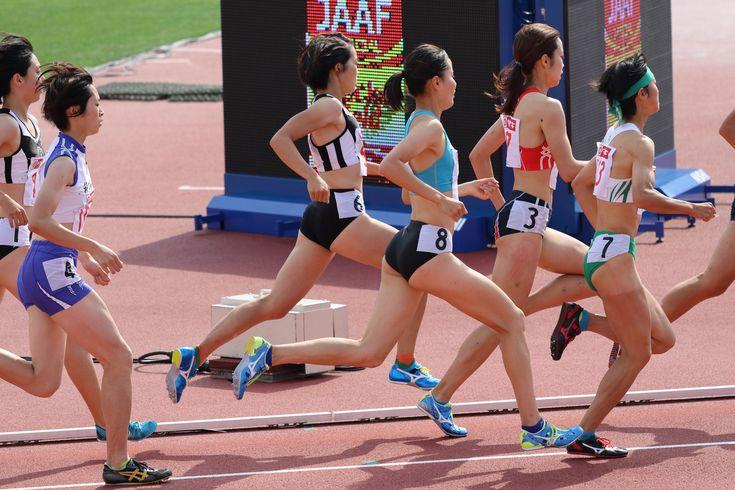 https://flic.kr/p/HT5FRz   Women's 800m Final   女子800m決勝