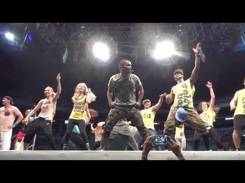 One Wine - Salsation choreography by Alejandro Angulo - YouTube