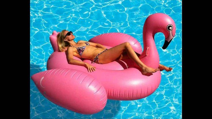 bou e flamant rose g ant flamingo m2b gonflable m2b. Black Bedroom Furniture Sets. Home Design Ideas