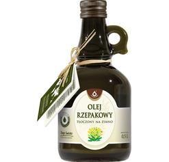 Olej Rzepakowy 0,5 L (Olepfarm)