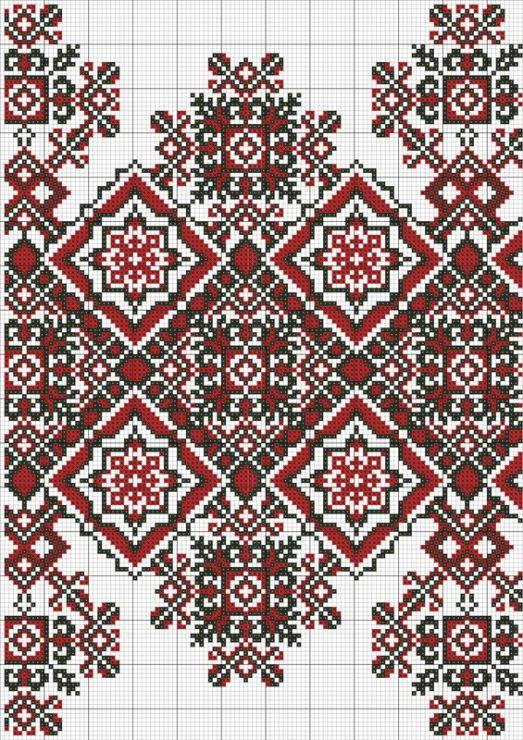 Gallery.ru / Фото #197 - Вишиванка 1 - widpuckau