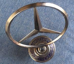Mercedes Benz Hood Ornament for 300E C280 C230 CLK320 E320 E420 S500 90's   | eBay