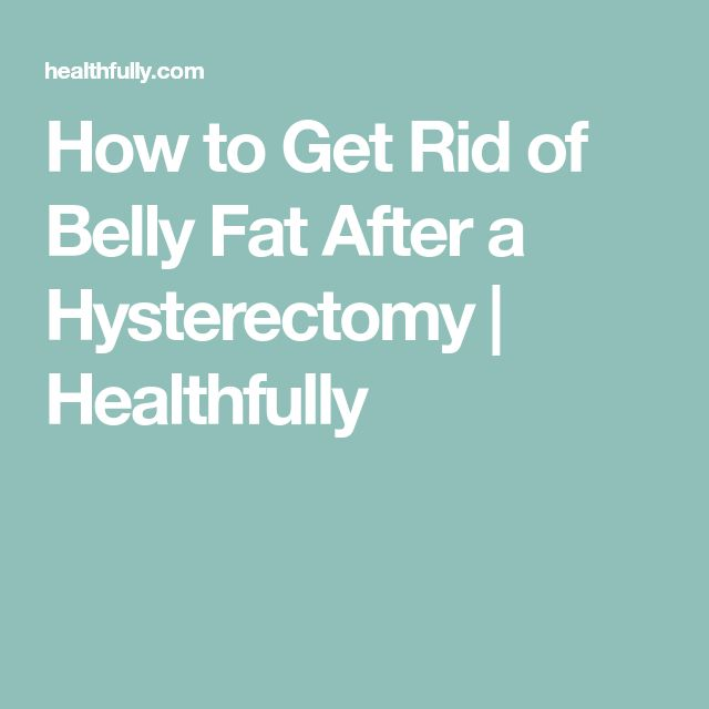 how to get rid of tummy fat after 50