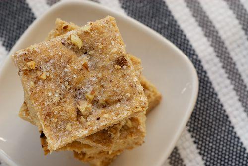 Butter Pecan Shortcake.....