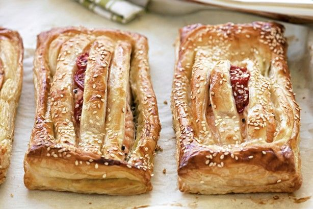Create easy and delicious meals using buttery puff pastry.