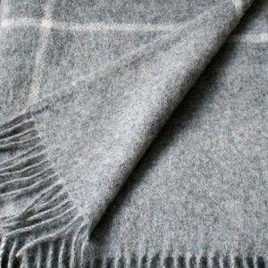 Helsingor Scandinavian Wool Throw