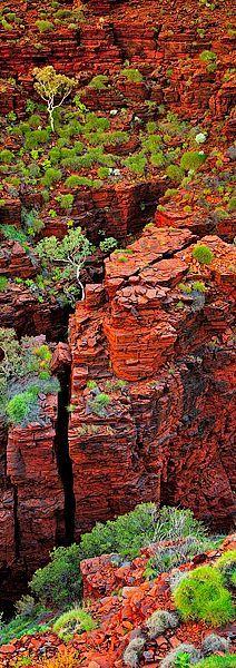 Gorges Of Karijini National Park, Western Australia