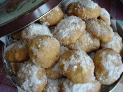 Фруктовое печенье (постное)
