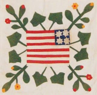Civil War Quilts: More Flags For Inspiration