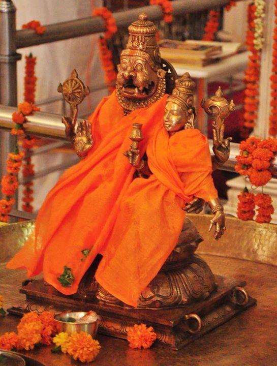 || Om Namo Narasimha || - TemplePurohit.com - http://ift.tt/1HQJd81