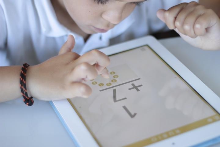 iCuadernos. Aplicación para niños en Ipad por Cuadernos Rubio.