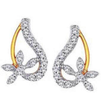 Asmi Diamond Earring ADE01251 | Jewelsouk