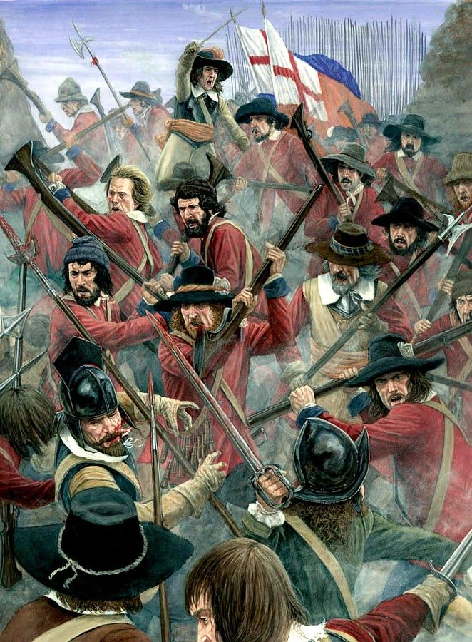 war and english The english civil wars (1642-1651) stemmed from conflict between charles i  and parliament over an irish insurrection the first war was settled with oliver.