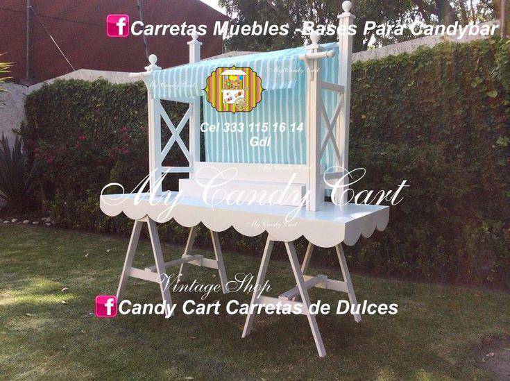 17 Best Images About Carretas Y Mesas De Dulces On