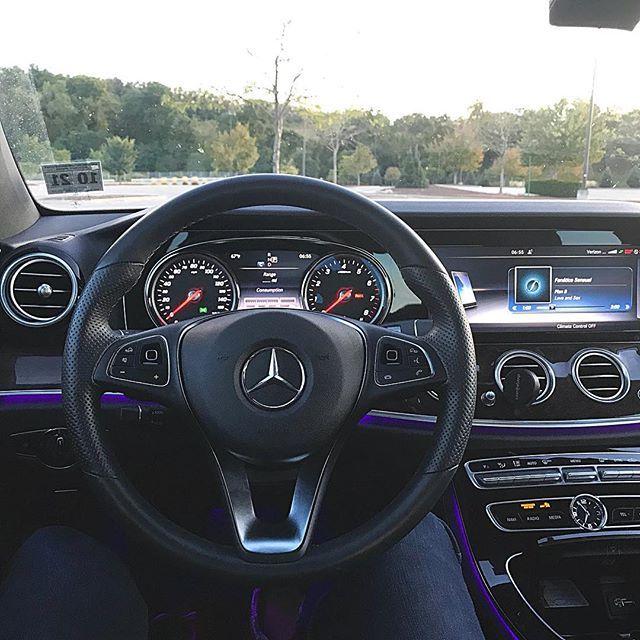 2018 Mercedes Benz E300 Interior