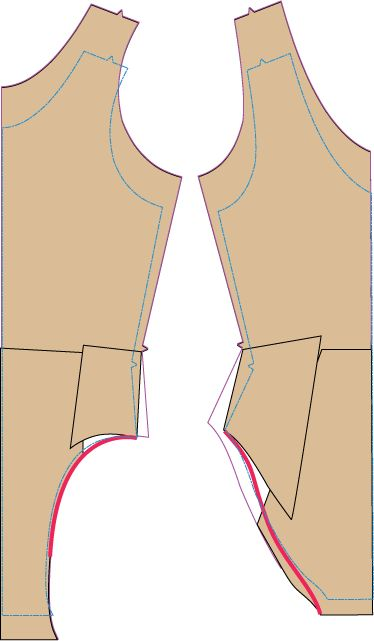 How to Choose the Right Size When Making a Leotard, Swimsuit or Skating Dress   Jalie Sewing Patterns - News, Info and Ideas