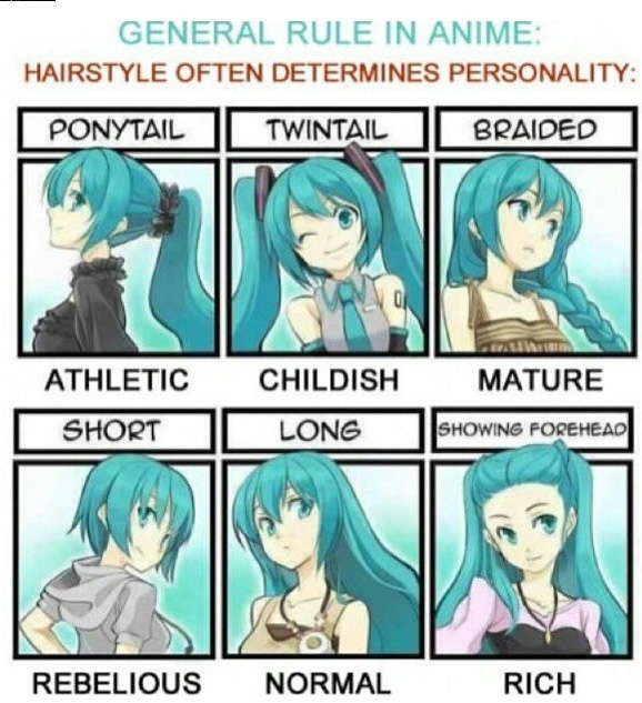 Anime Hairstyles Anime Pinterest Anime Anime Hair And Manga