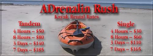 ADrenalin Rush Kayak & Watersports Co.: News