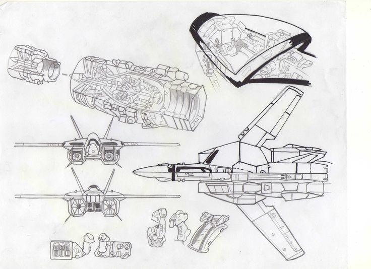 Detalles de VF-1