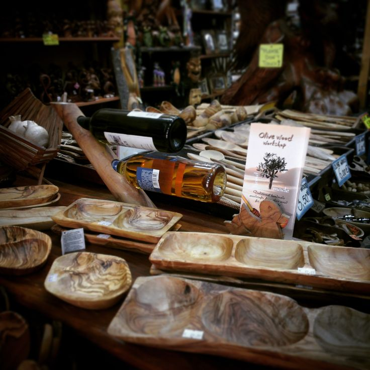 Olive Wood Workshop in Ρέθυμνο, Ρέθυμνο