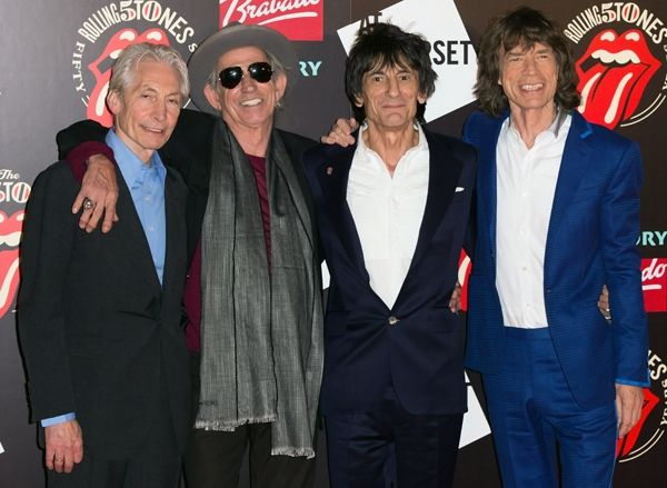 Rolling Stones Confirm 50th Anniversary Concerts'The boys are cooking in the back room,' Keith Richards tells Rolling Stone