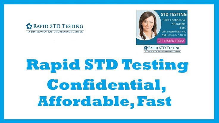 Pin em STD Testing