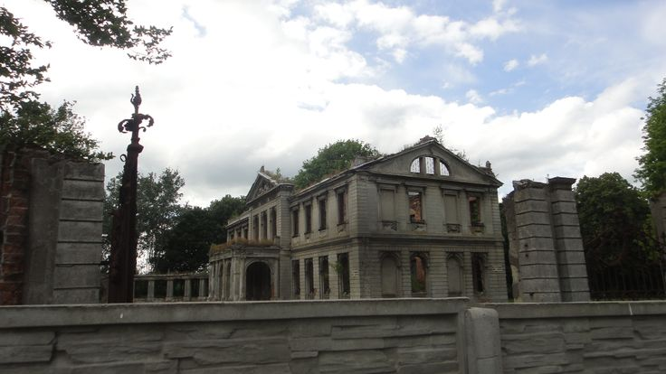 Poczytaj o historii pałacu w Nieznanowicach i historii wioski http://www.nieznanowice.pl/historia-nieznanowic