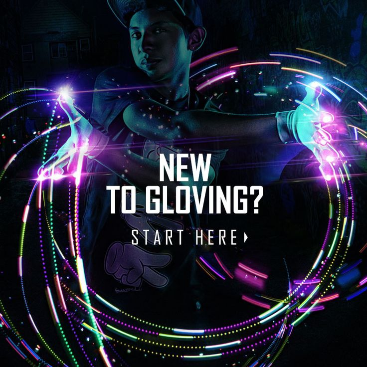 EmazingLights | Gloving, LED Light Gloves, LED Poi, Rave Gear
