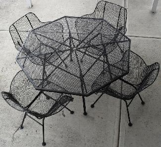 12 together with Wicker Ottoman further Conran Cone Chair Designed By Terence Conran 1953 besides Mid Century Modern Furnishings From Bluegill Moder together with Wiki 2 18 392 1335 1345 1347 View French Modernists Uam 2 Profile Sognot Louis 2. on 1950s rattan furniture