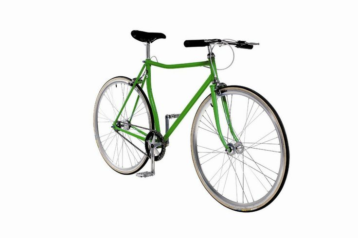 #green #bike by #Abici available on #flooly link: www.flooly.com/ie/abici-verde-fuga-grande/14482