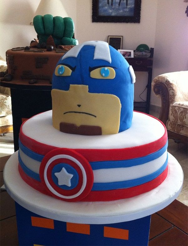 33 Best Avengers Birthday Images On Pinterest Avengers