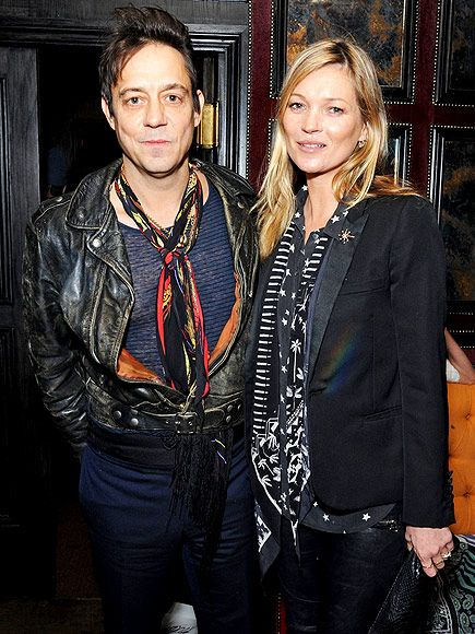 Star Tracks: Friday, November 28, 2014 | TWO CHIC | Kate Moss and her equally stylish husband Jamie Hince share the spotlight at the launch of the Rockins for Eyeko collection at The Scotch of St. James on Tuesday in London.