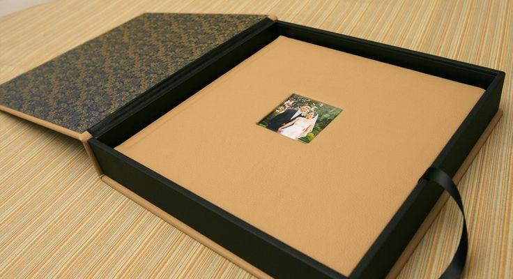 Wedding Album Design - Custom Wedding Album Design - Professional Wedding Albums