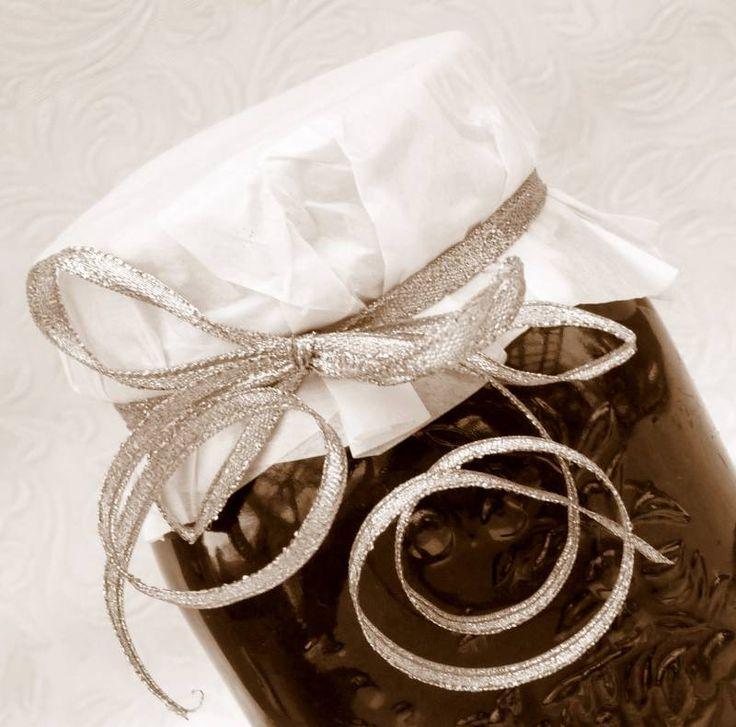 Kávés csokilekvár
