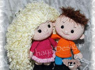 Crochet Amigurumi Doll Free : Best amigurumi persone images amigurumi doll
