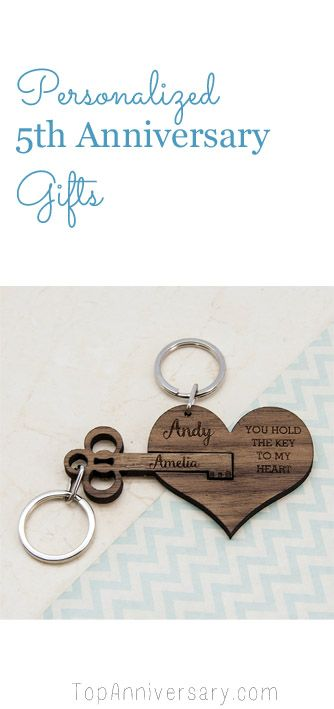 Ideas For 5th Wedding Anniversary Gifts For Husband : Ideas on Pinterest 5th anniversary gift ideas, 5th wedding ...