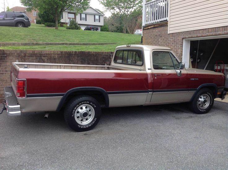 612 best dodge pickup 39 s 1970 39 71 with 1972 1993 images. Black Bedroom Furniture Sets. Home Design Ideas