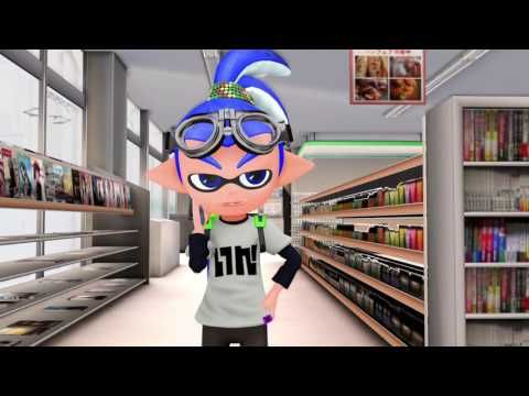 [MMD] I´M BUYING AT SOUP!! [SPLATOON] - YouTube