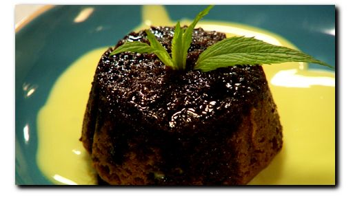 steamed treacle pudding