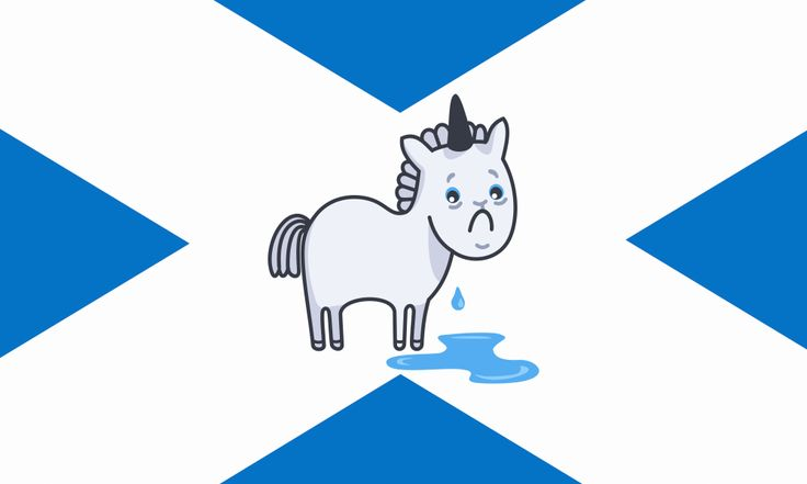 "NEED TO KNOW: SCOTLAND, UNICORNS AND ""THE BEARDED TROLL THAT IS GREAT BRITAIN"""
