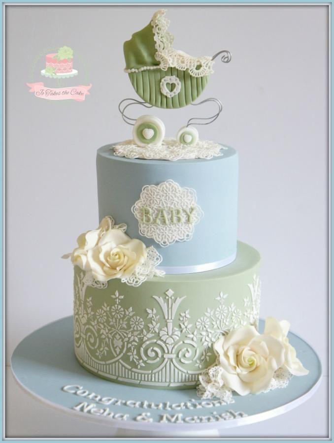 vintage boy baby shower cake by jo finlayson jo takes the cake