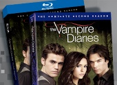 The Vampire DIaries Thurs at 8 on the CW.  Although I could watch this with my 14 yr. old, she doesn't like it, I love it though!!