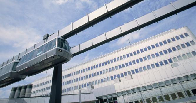 Aeroporti top ten / Düsseldorf Airport (DUS)