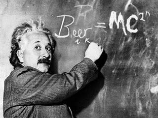 #Beer Can Make You Smarter!