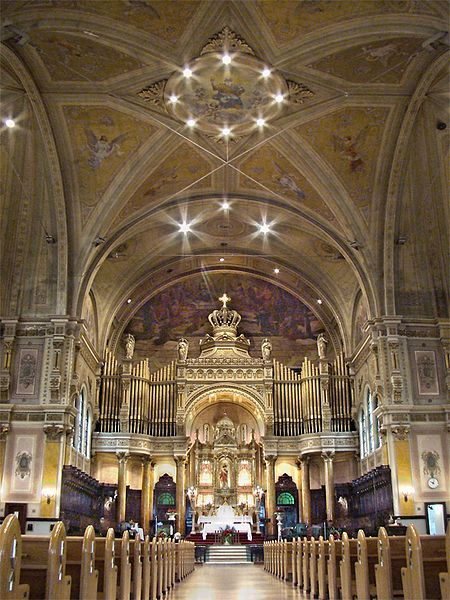 7 Breathtaking Montreal Churches to Explore
