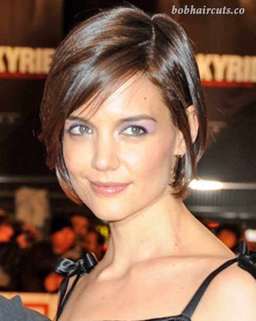 Katie Holmes Hairstyles Fascinating 41 Best Katie Holmes Bob Haircuts Images On Pinterest  Short