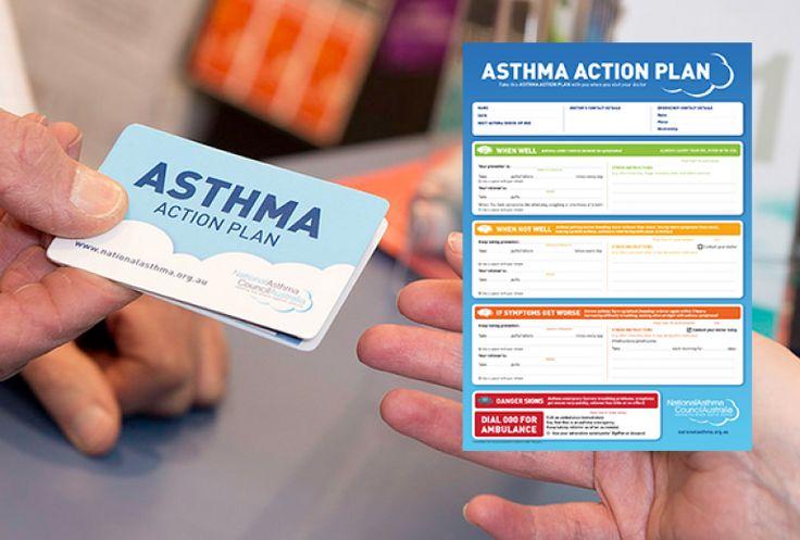 virginia asthma action plan