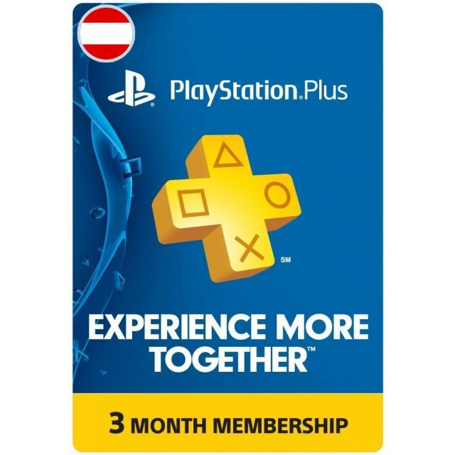 Psn Card 3 Month Playstation Plus Austria Playstation Ps4 Gift Card Free Gift Card Generator