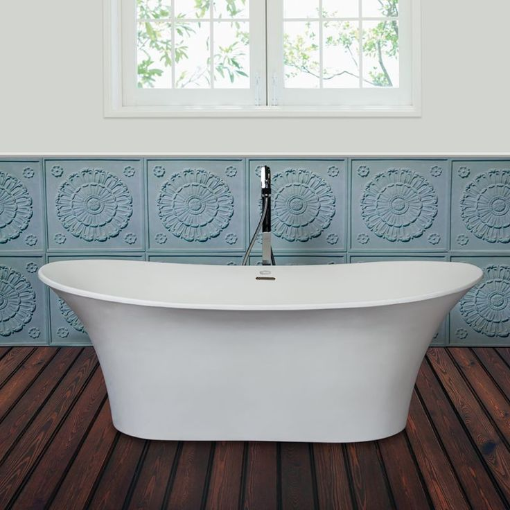 17 Best Images About Freestanding Bathtubs On Pinterest