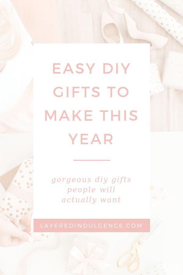 Frauen Geschenke Zu Weihnachten.15 Einfache Diy Geschenke Für Weihnachten Für Freunde Für Frauen